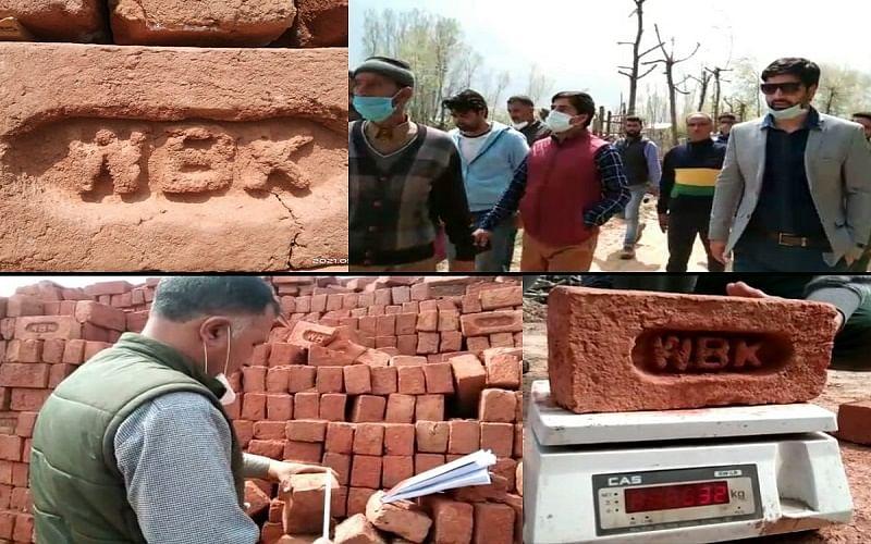 11 brick kilns sealed in Kulgam