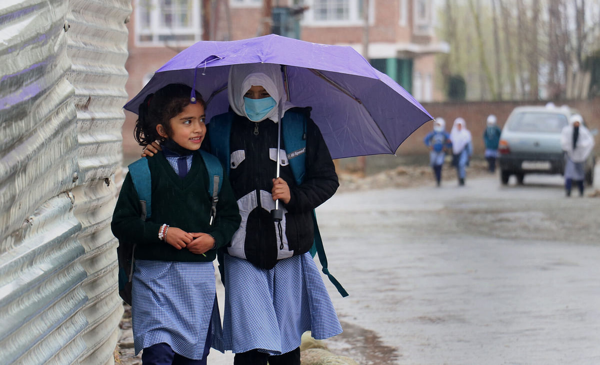 Inclement weather: Schools up to higher secondary level closed in north Kashmir's Kupwara