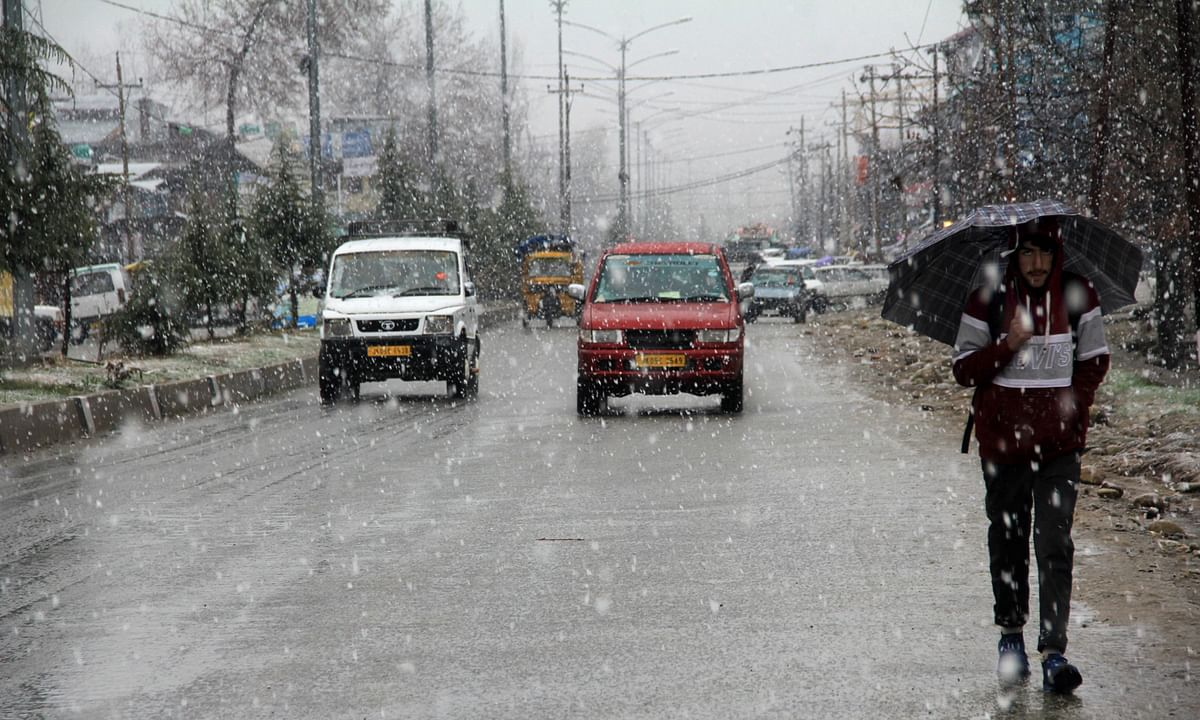 Weather to remain erratic till March 15 in J&K