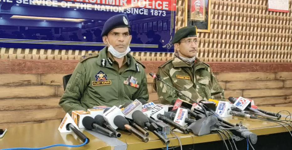 Stone pelting a bigger issue than militancy in Kashmir: IGP Vijay Kumar