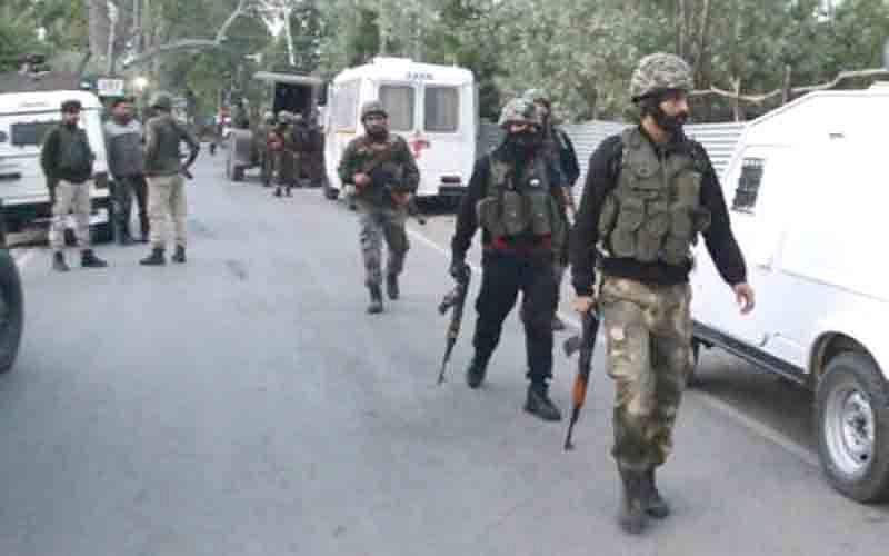 3 militants killed in Shopian