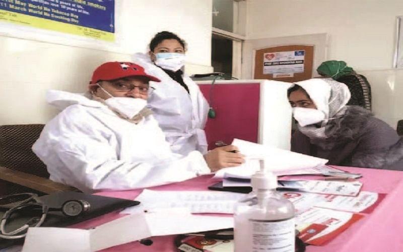 GHHP in Srinagar City