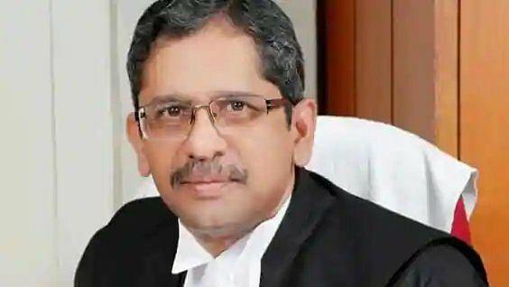 CJI Bobde recommends Justice NV Ramana as his successor