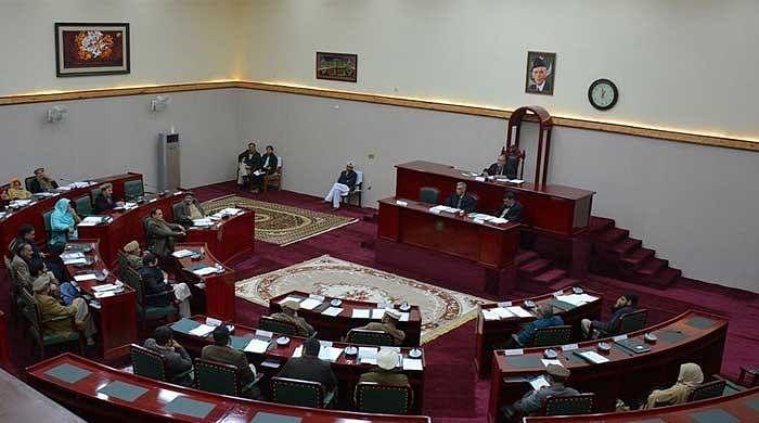 Gilgit-Baltistan Assembly adopts resolution demanding provincial status