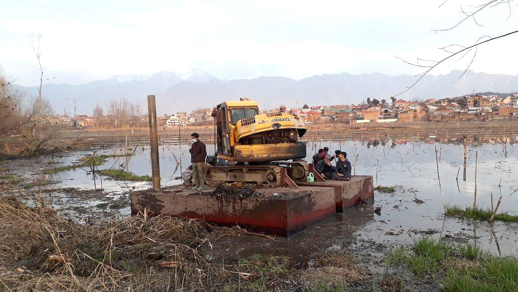 Mission Ehsaas to clean Gilsar