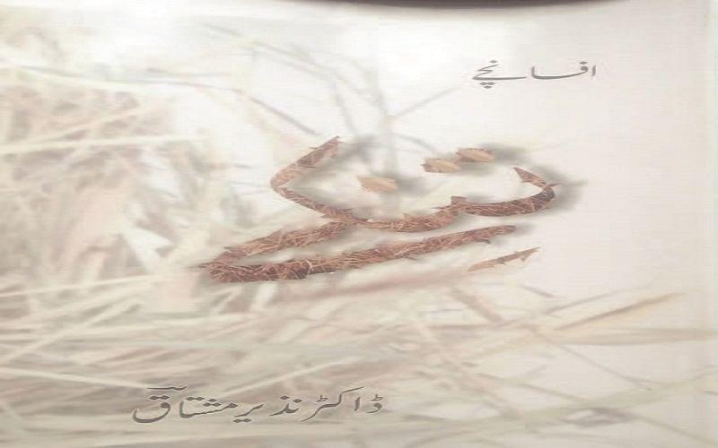 Reading 'tinkey' (Straws) by Dr Nazir Mushtaq