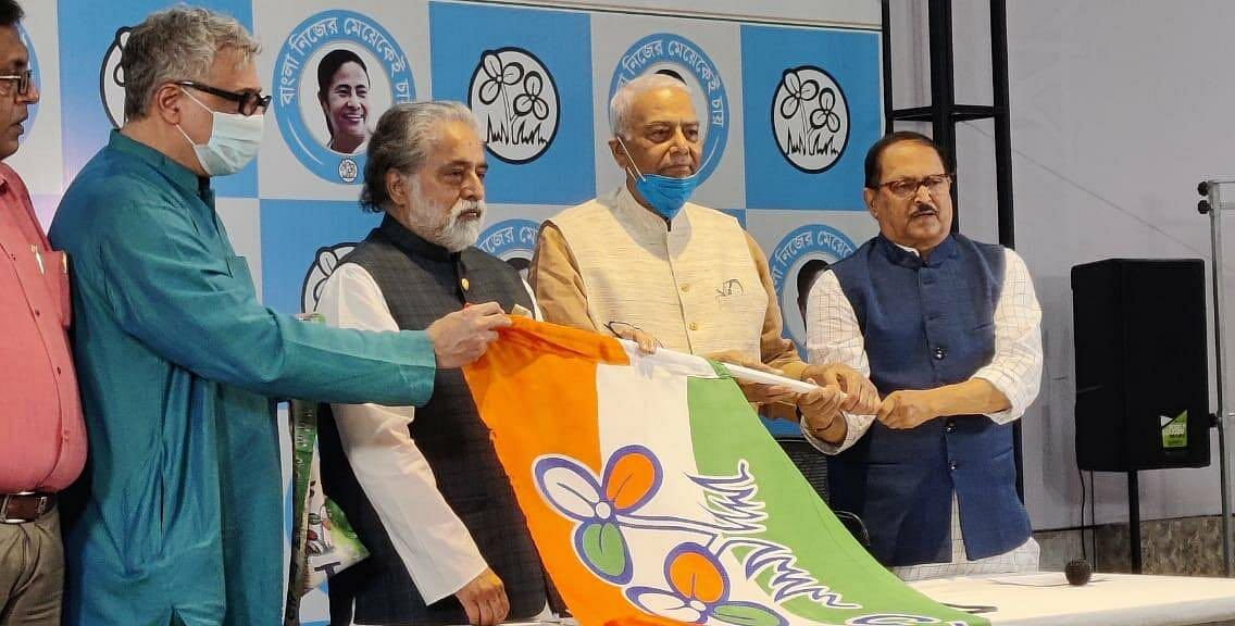 Ex-BJP leader Yashwant Sinha joins TMC ahead of West Bengal assembly polls