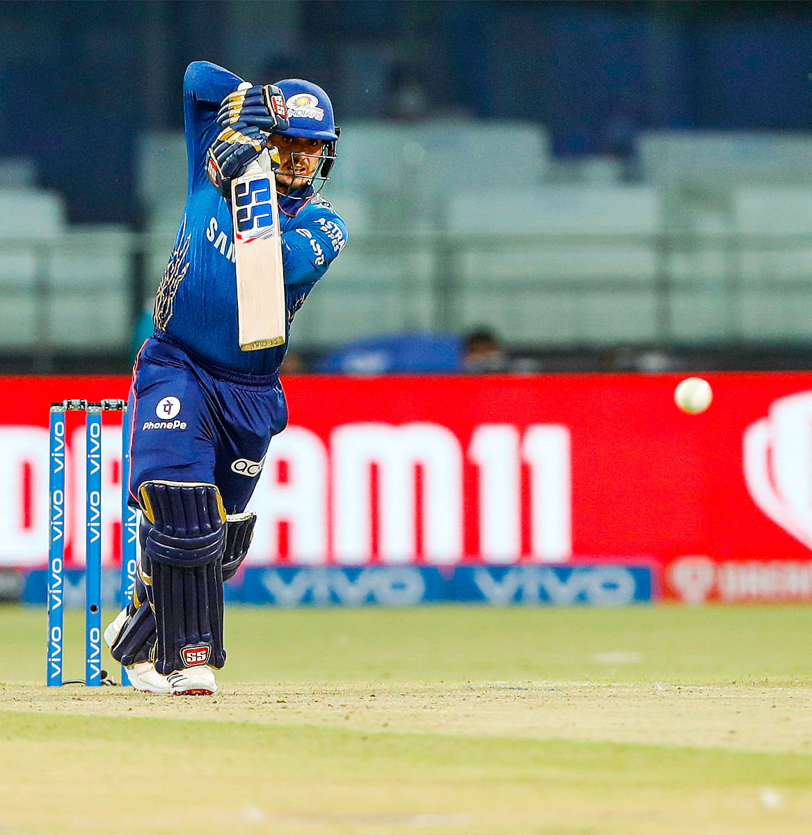 De Kock guides Mumbai Indians to seven-wicket win over Rajasthan Royals