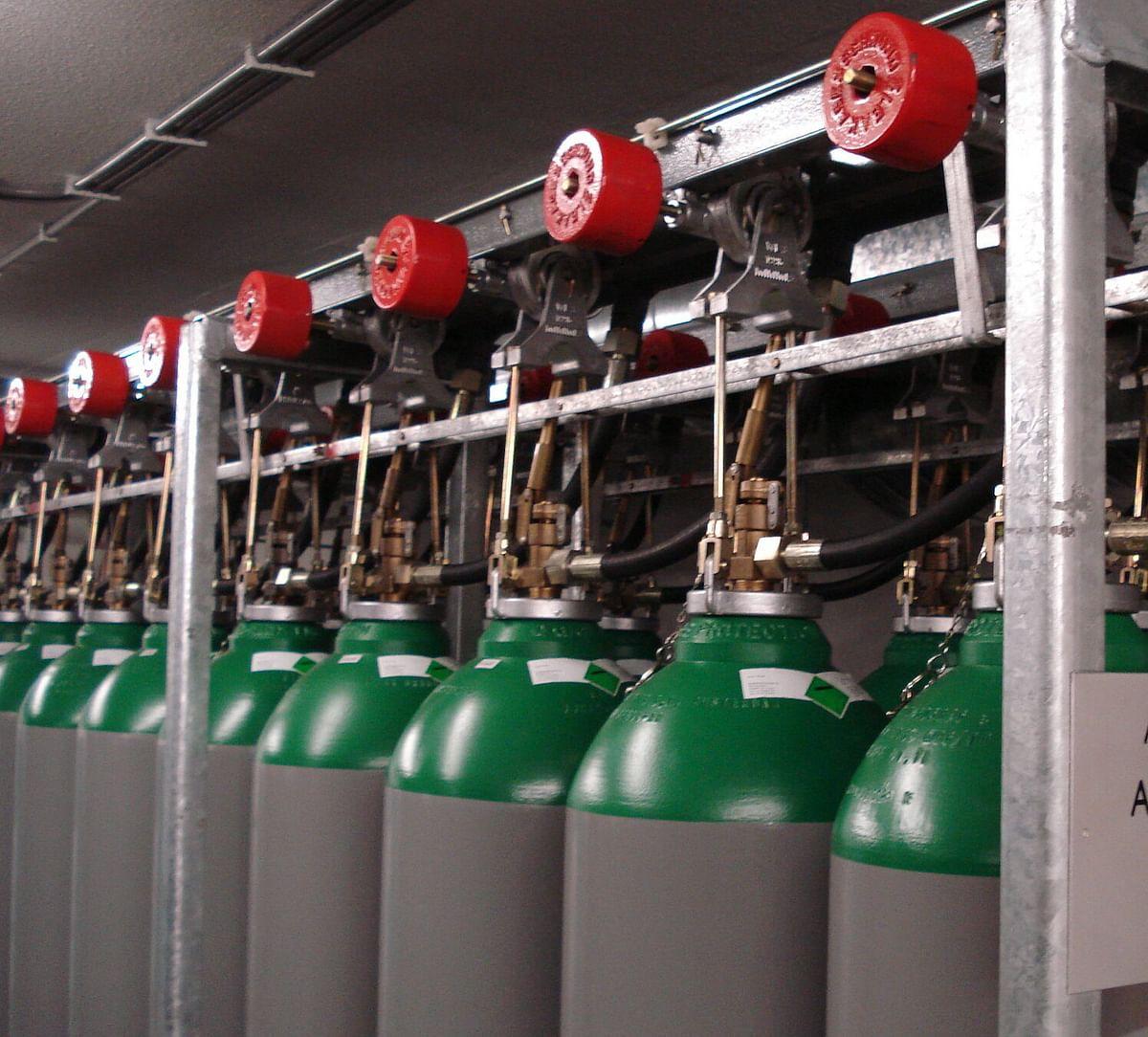 Finally GMC Anantnag gets high-flow oxygen plant