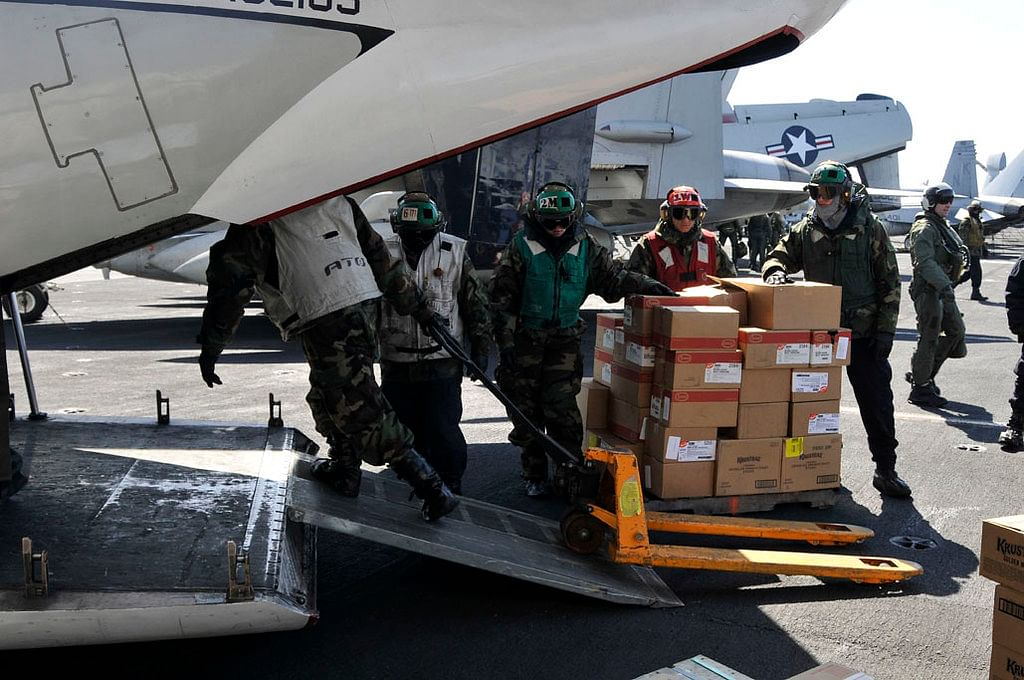 Global community rushes medical supplies, relief materials to India