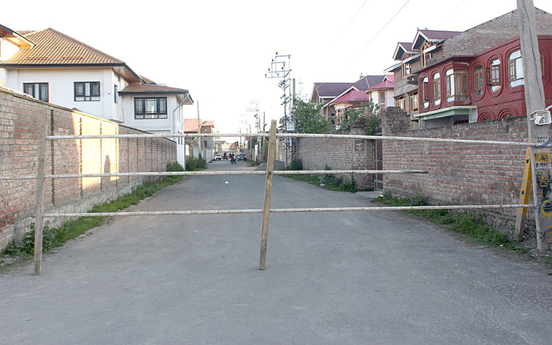 5 more Srinagar localities notified as Containment Zones
