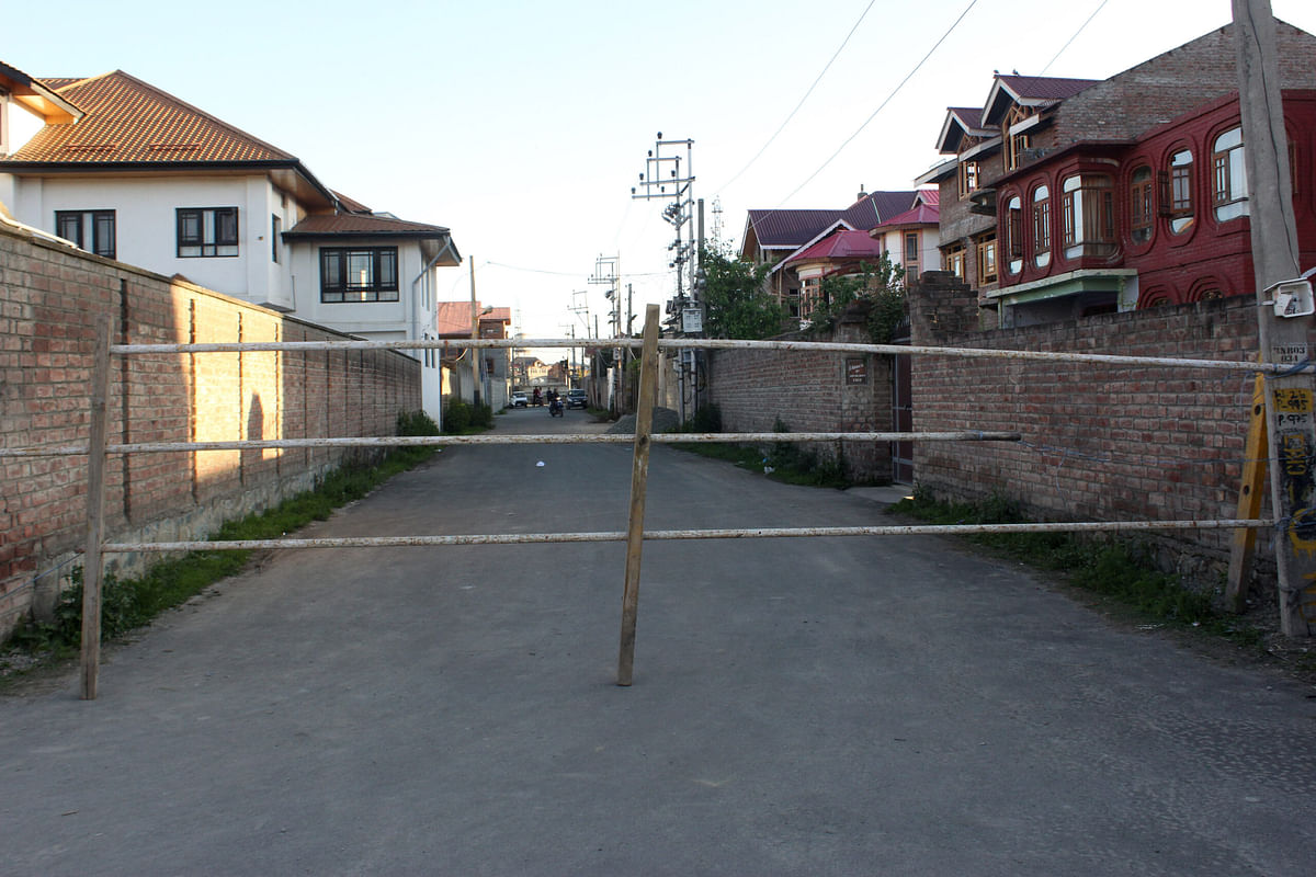 5 more containment zones notified in Srinagar