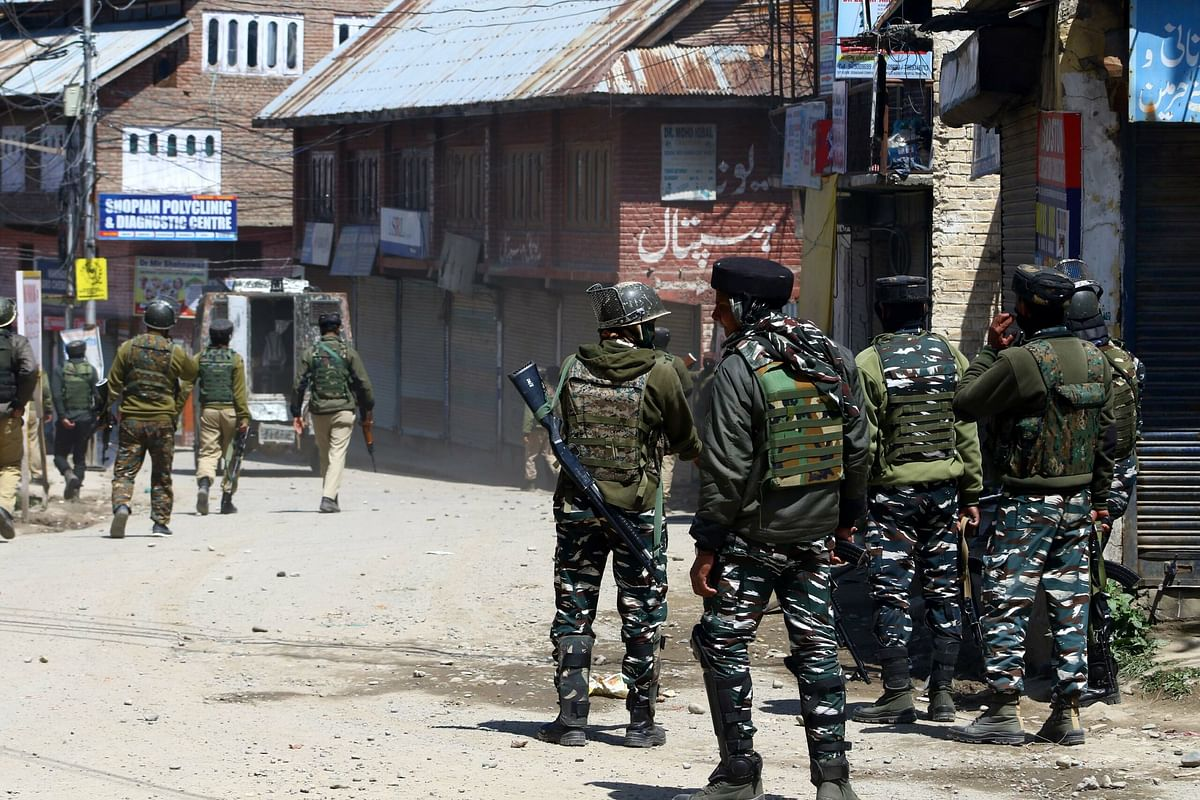 7 militants killed in Shopian, Tral