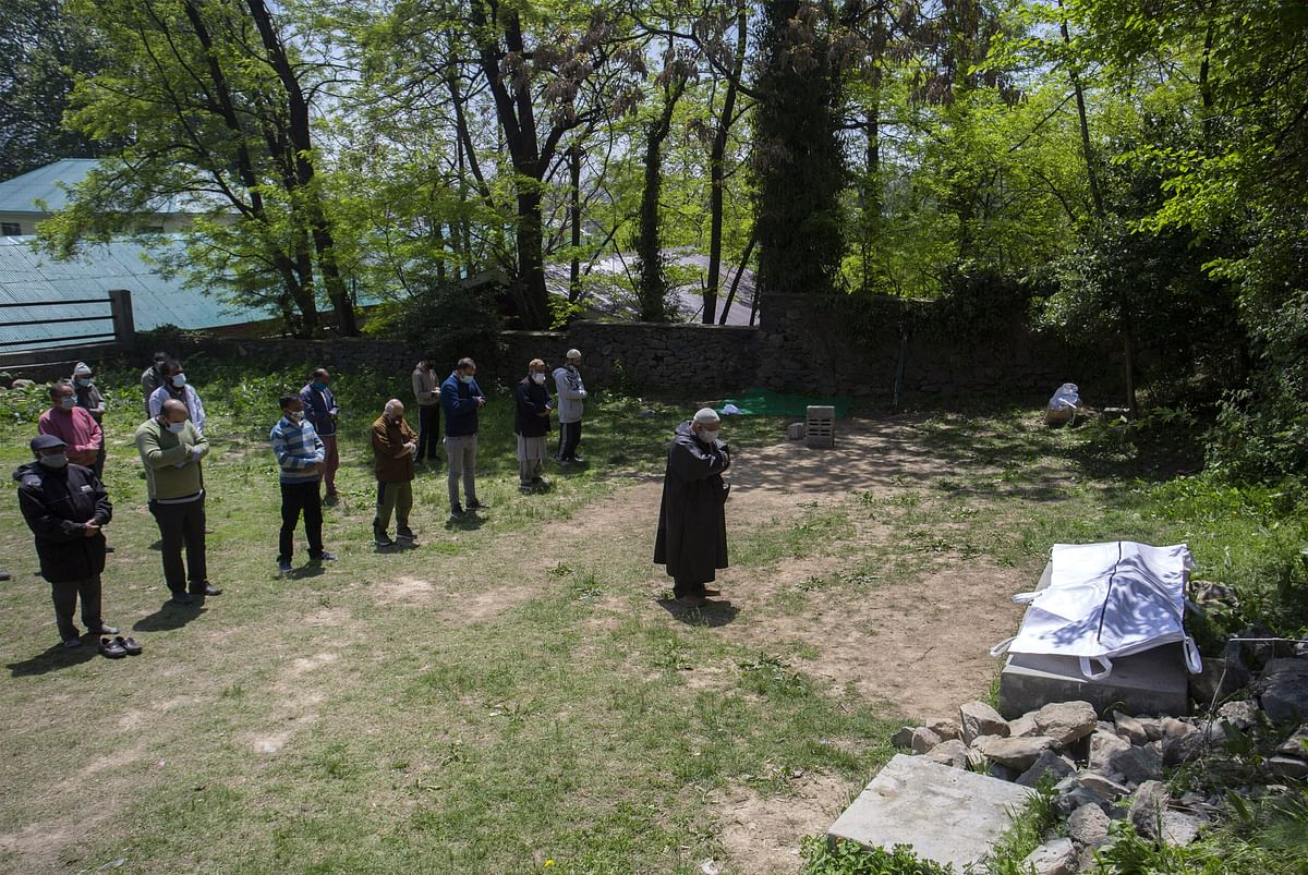 25-year-old among 25 fresh COVID deaths in J&K