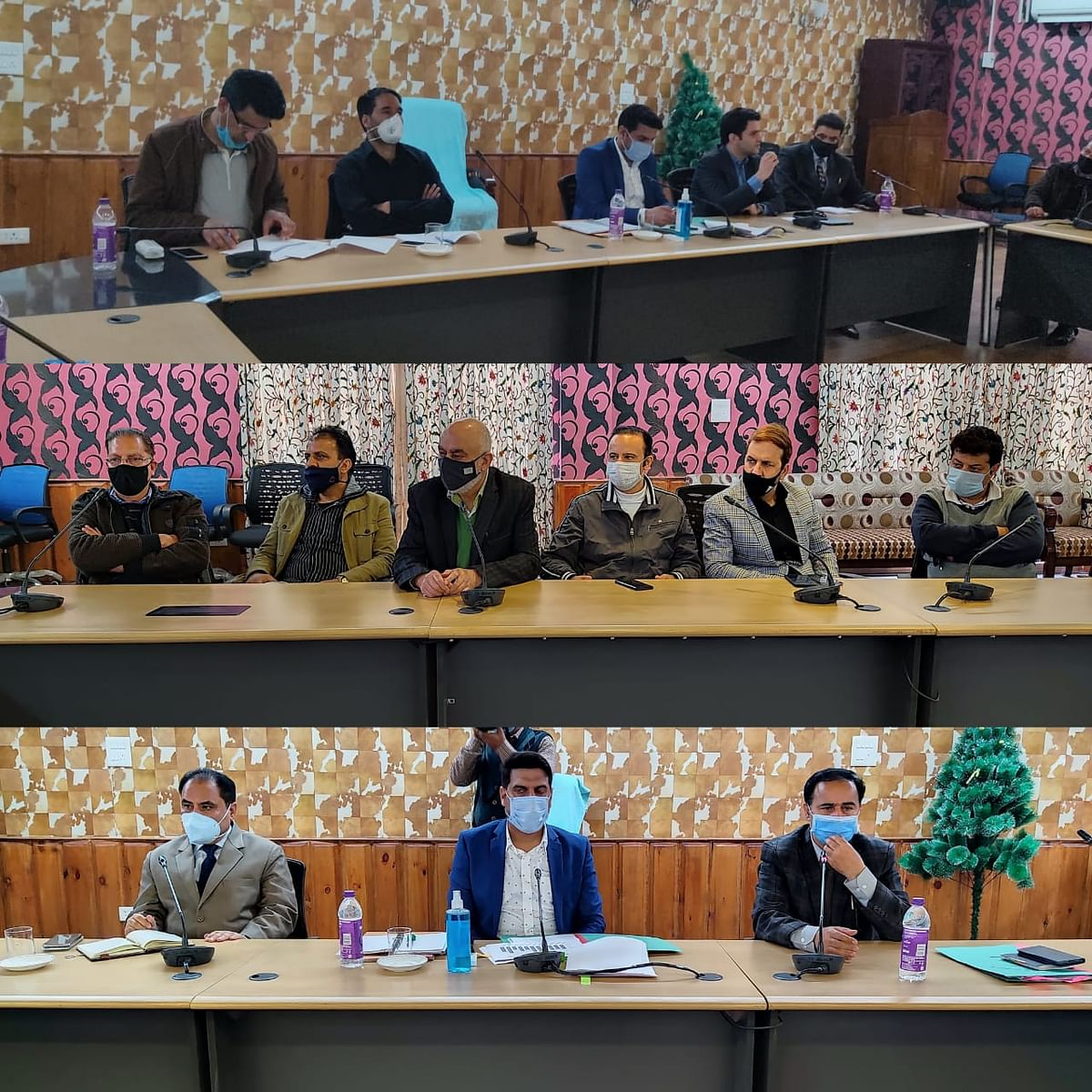 DC Srinagar orders mass COVID-19 vaccination of tourism players