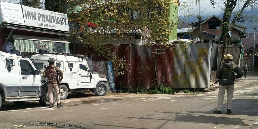 17-hour-long CASO in Srinagar's Zakura called off after no militant found