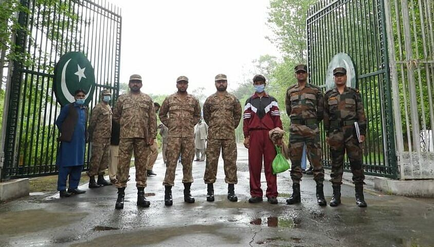 PaK resident who inadvertently crossed LoC repatriated in Poonch