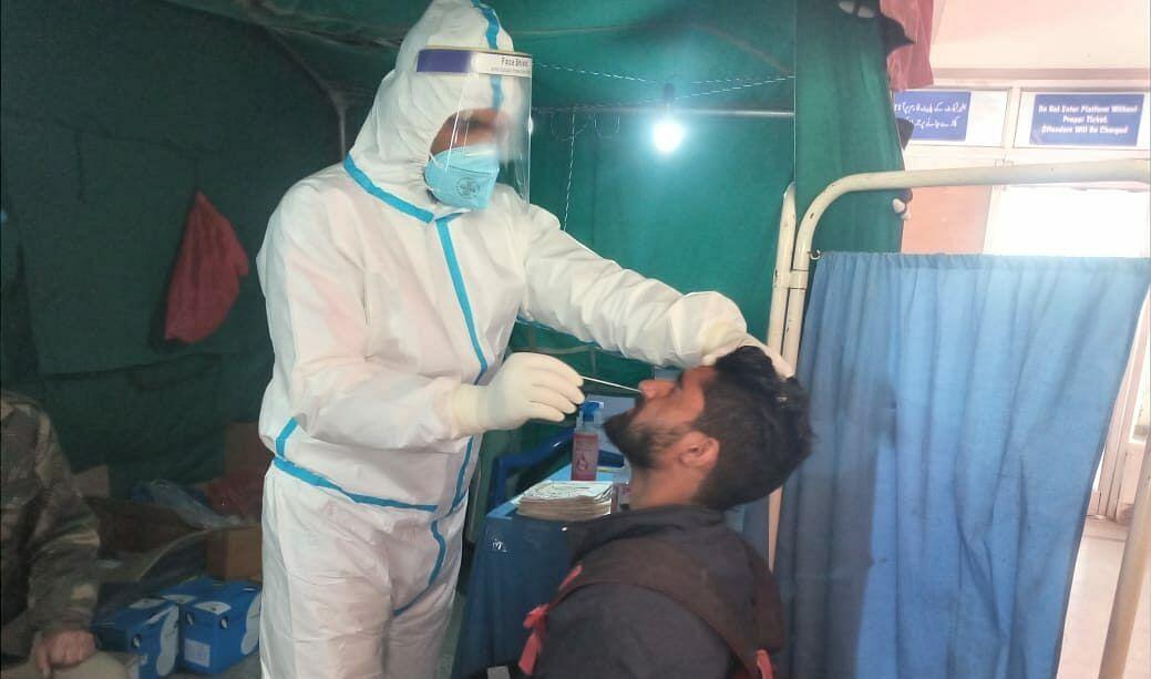 529 doctors, 853 paramedics have tested positive so far in J&K