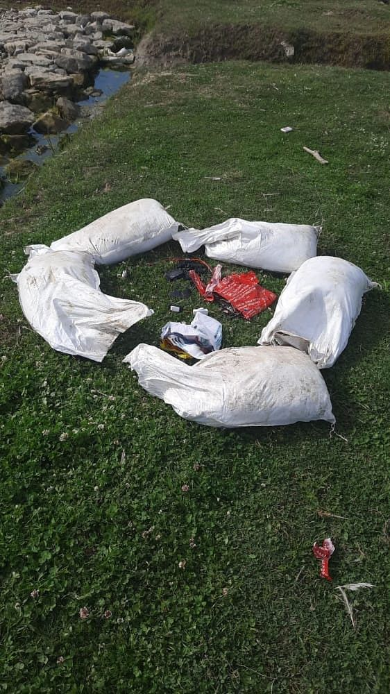 Suspected IED-material found in south Kashmir's Anantnag