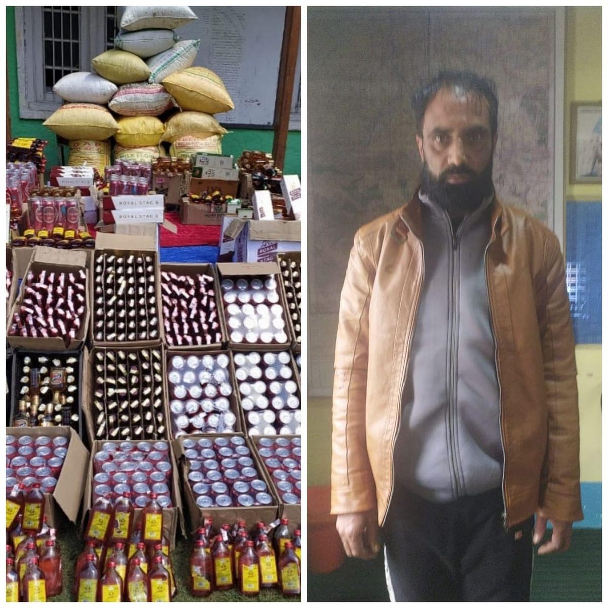 Absconding drug peddler arrested in Kulgam: Police