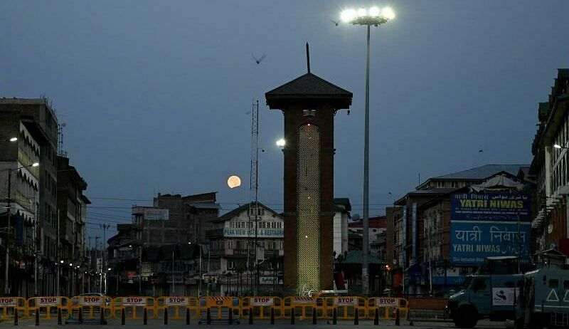 COVID-19 surge: Jammu and Kashmir govt extends night curfew to all 20 districts