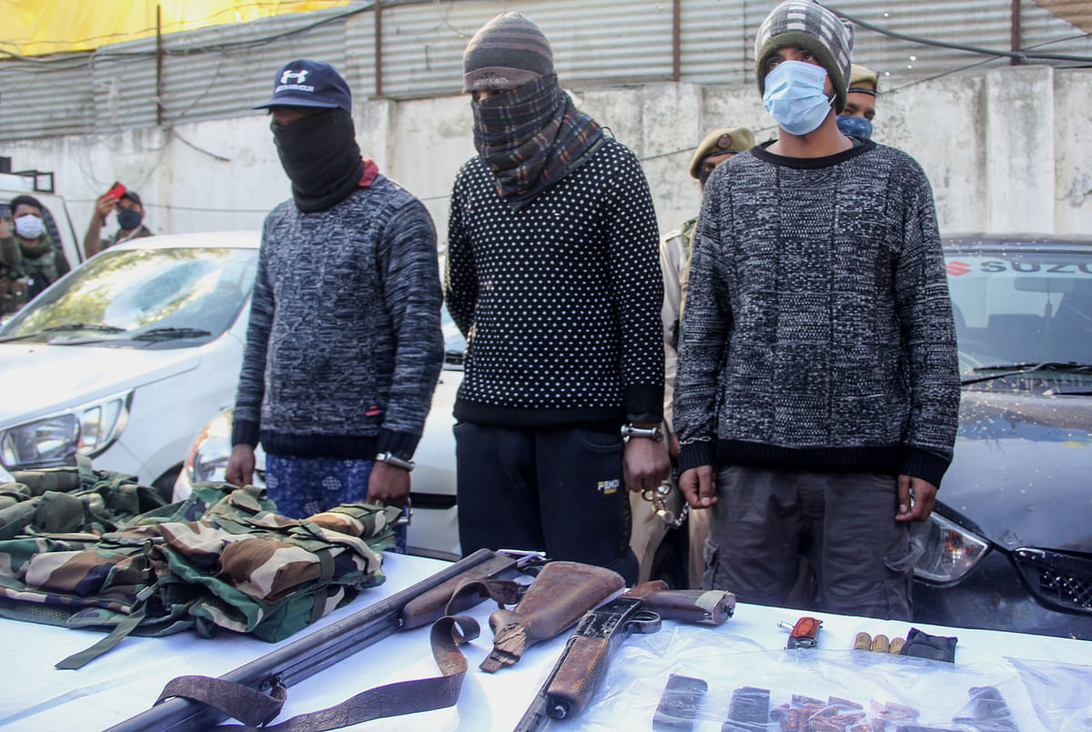 3 LeT militant associates involved in bank robbery arrested: Police