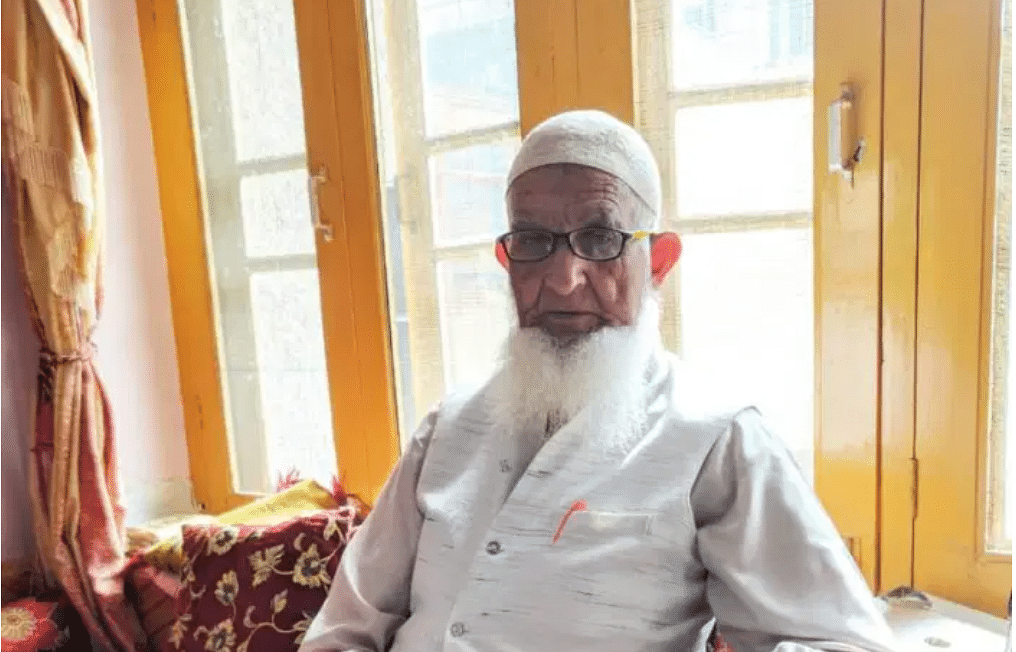 Father of renowned urologist Dr Saleem Wani passes away