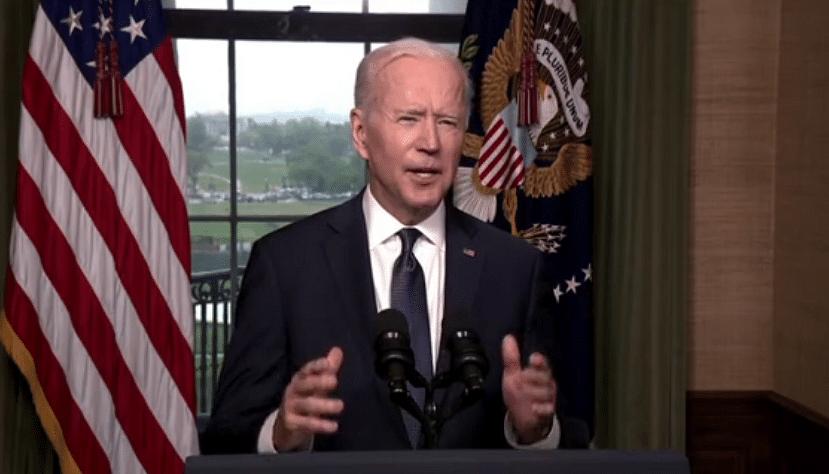 At 'moment of peril,' Biden says at Global Summit