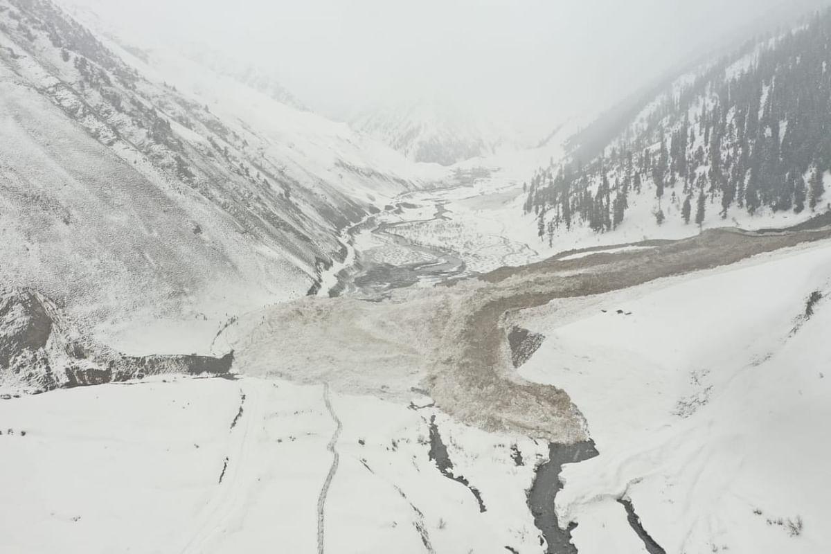 Glacier burst near India-China border, govt on high alert