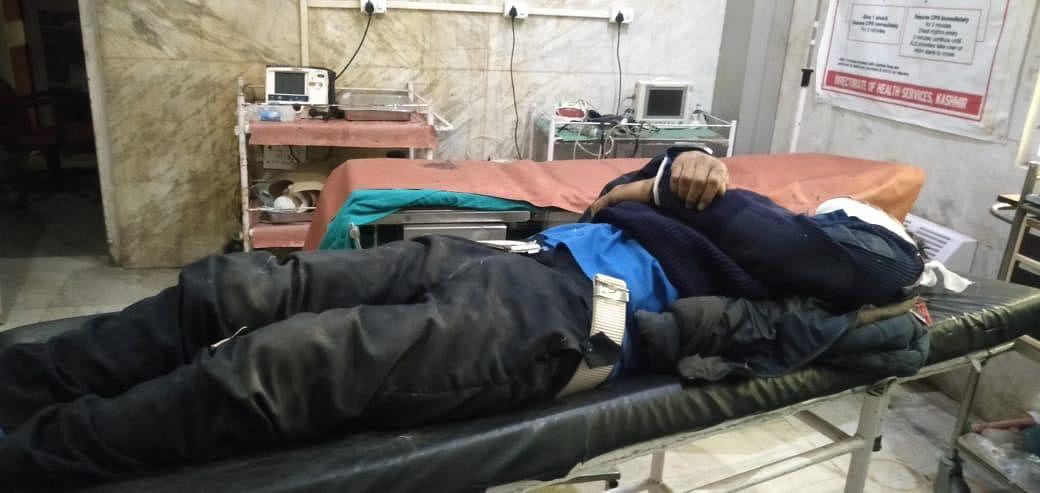 Traffic cop killed after hit by speeding truck on Jammu-Srinagar highway; driver arrested