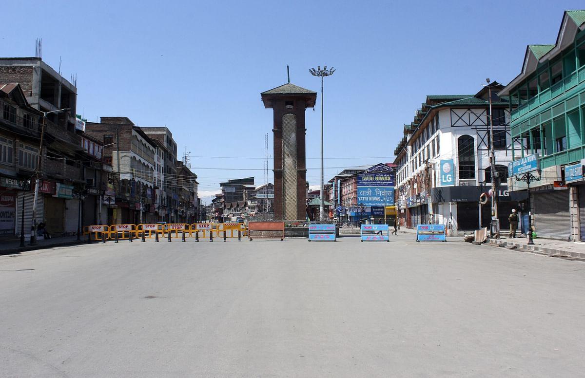 COVID19 Surge | 7 more Srinagar areas declared as containment zones