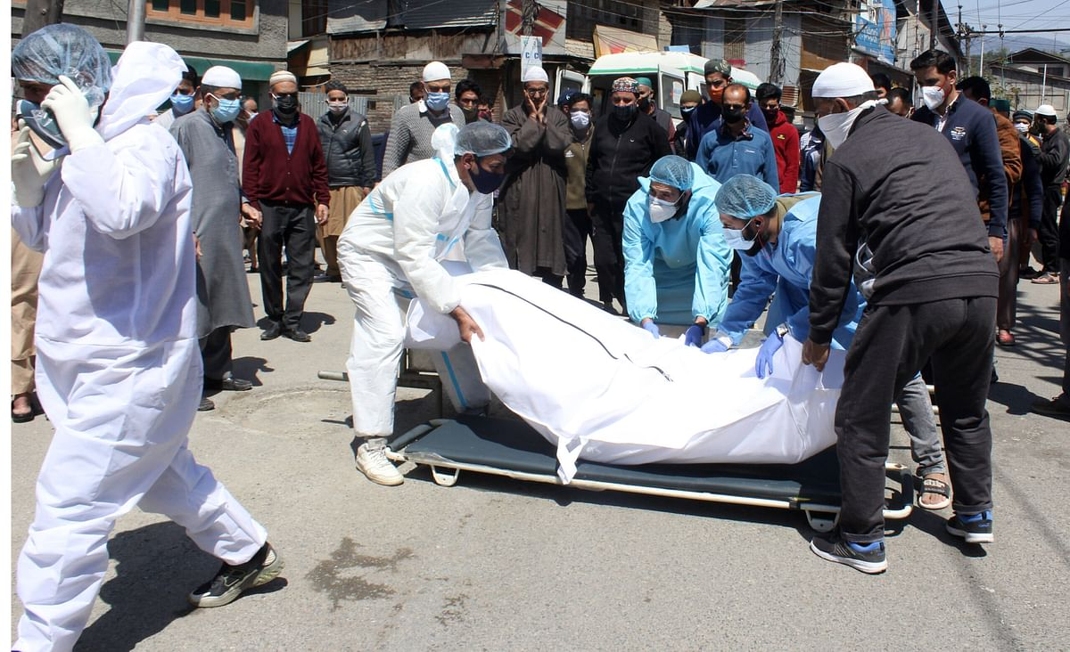 Two more COVID-19 deaths reported in north Kashmir's Kupwara