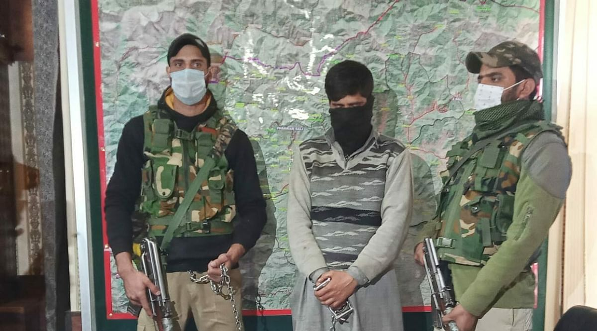 Militant associate held with contraband worth Rs 60 crore in Kupwara: police