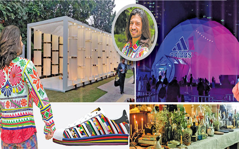 'A designer at heart'|Kashmiri musician-artist makes Papier-mâché custom wearables, gets featured In 'Forbes 30-under-30' list