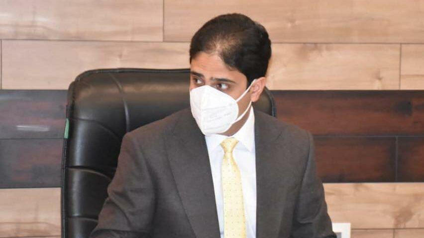 Mayor for augmentation of water supply system in Srinagar