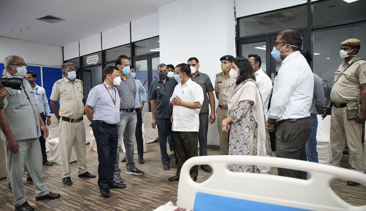 Kejriwal announces six-day COVID-19 lockdown in Delhi starting tonight