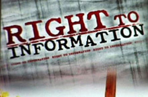 'Government departments fail to comply with RTI Act'