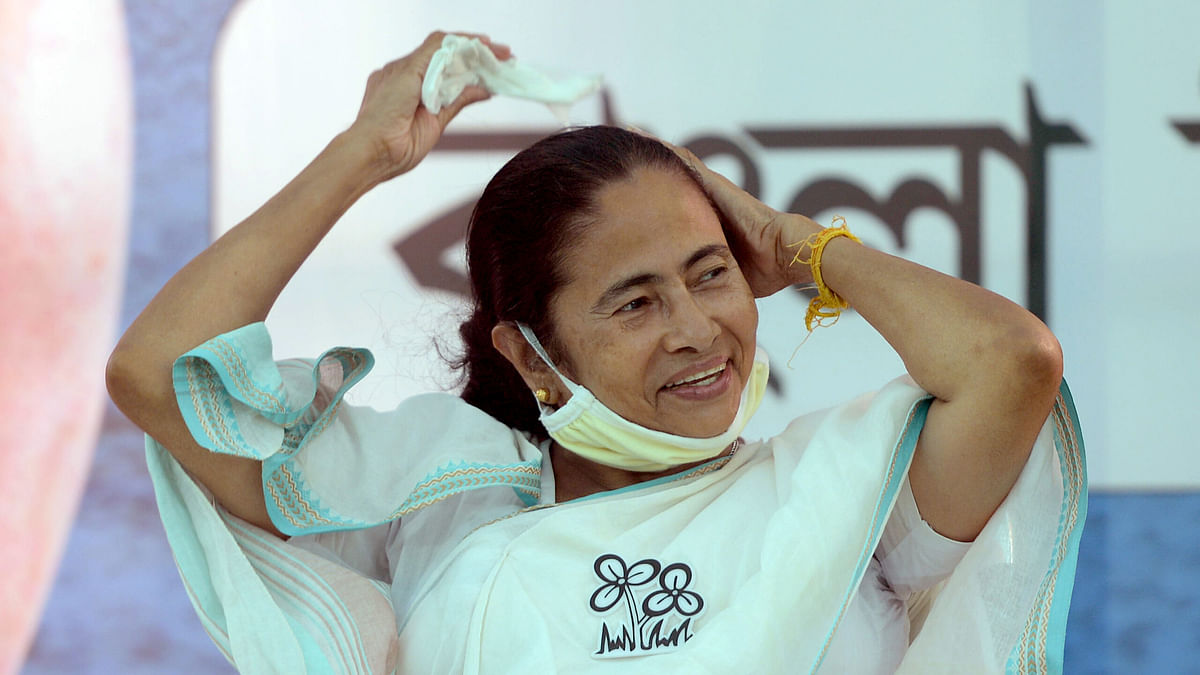 Mamata Banerjee leads in Bhabanipur bypoll