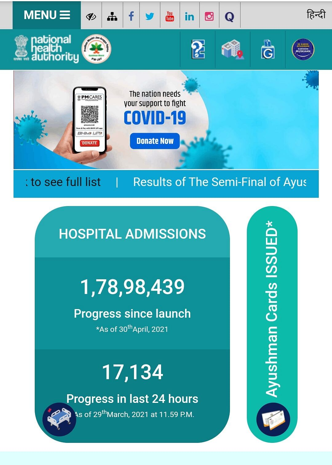 Amid COVID-19, pendency of health cards creates problems for patients