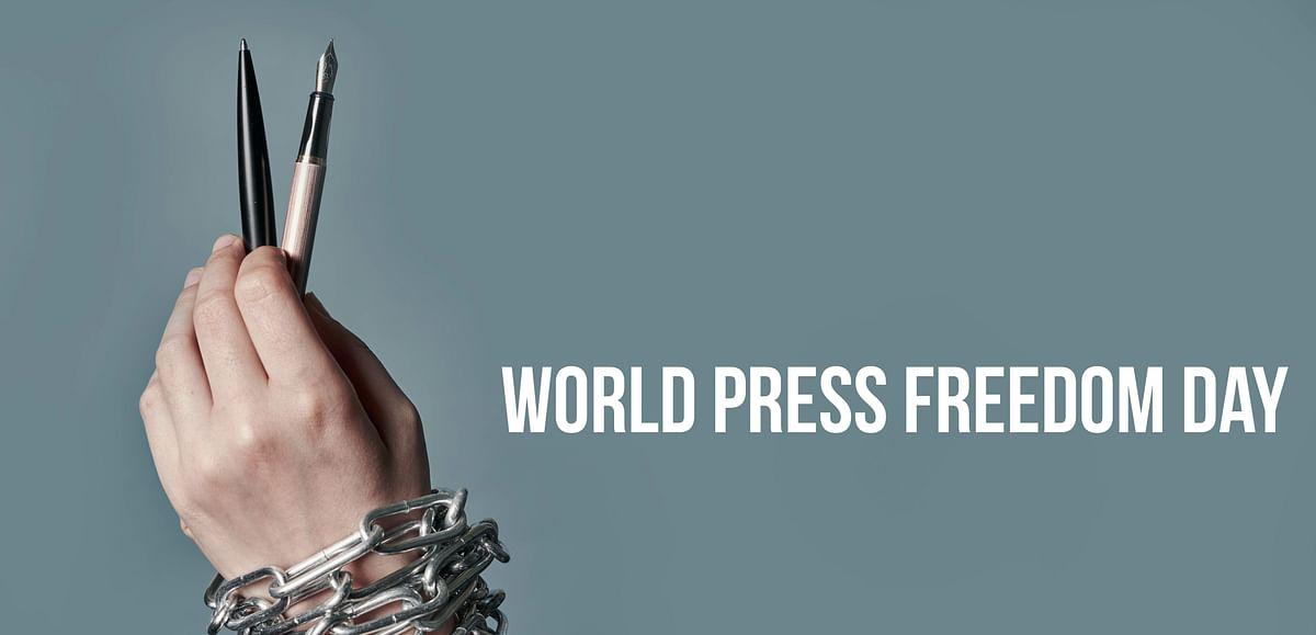 Javadekar slams Congress on World Press Freedom Day