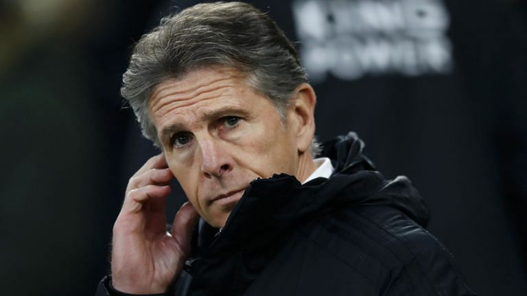Claude Puel Sacked By Leicester City After Poor Run