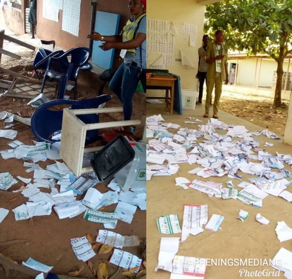 Election Violence in Aiyeromi ward in Kogi State