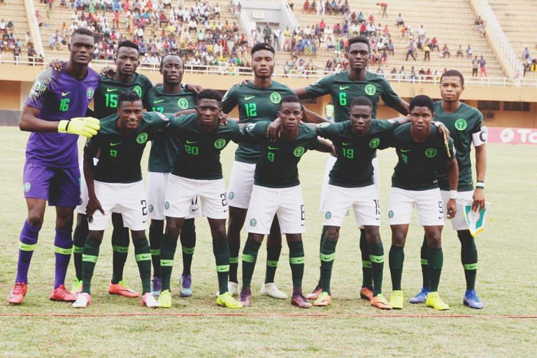 Twitter Reacts To Flying Eagles' Exit From  AFCON U-20