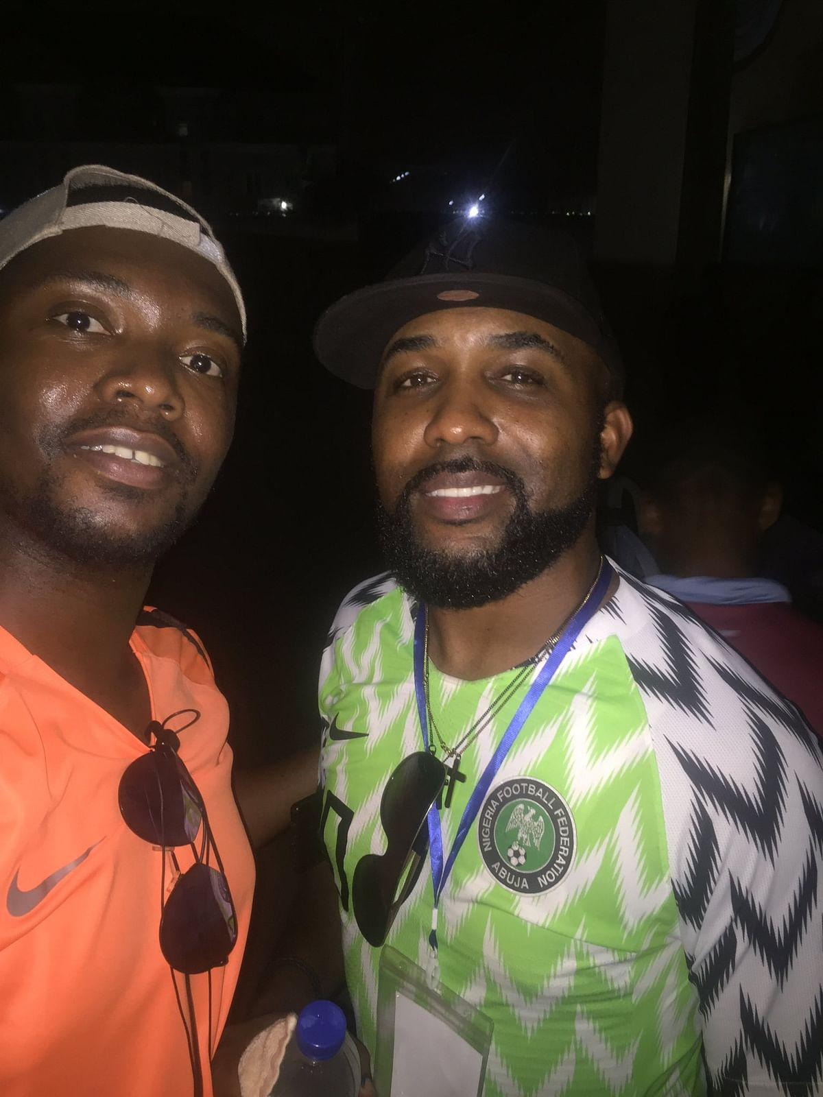 Banky W Stays Up All Night To Defend His Mandate