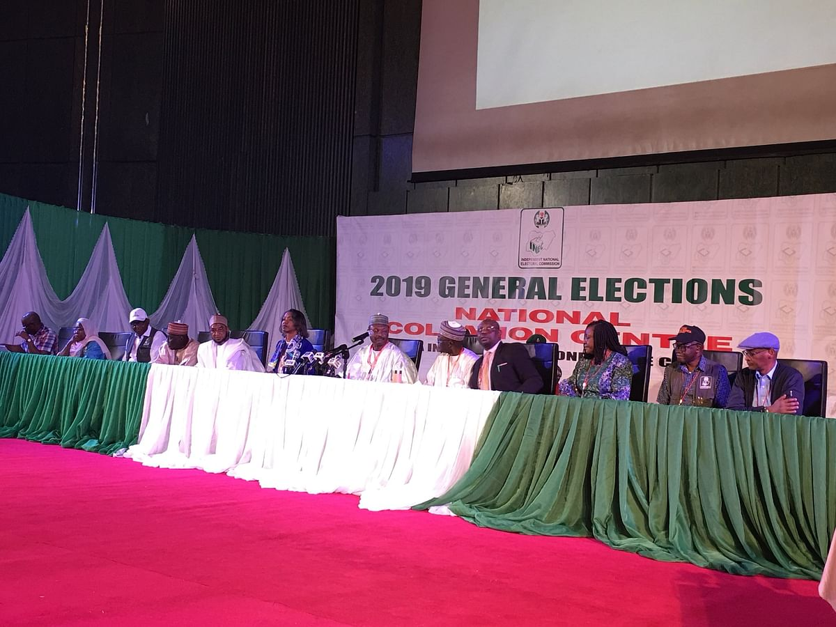 INEC Commences Announcement Of Presidential Election Results