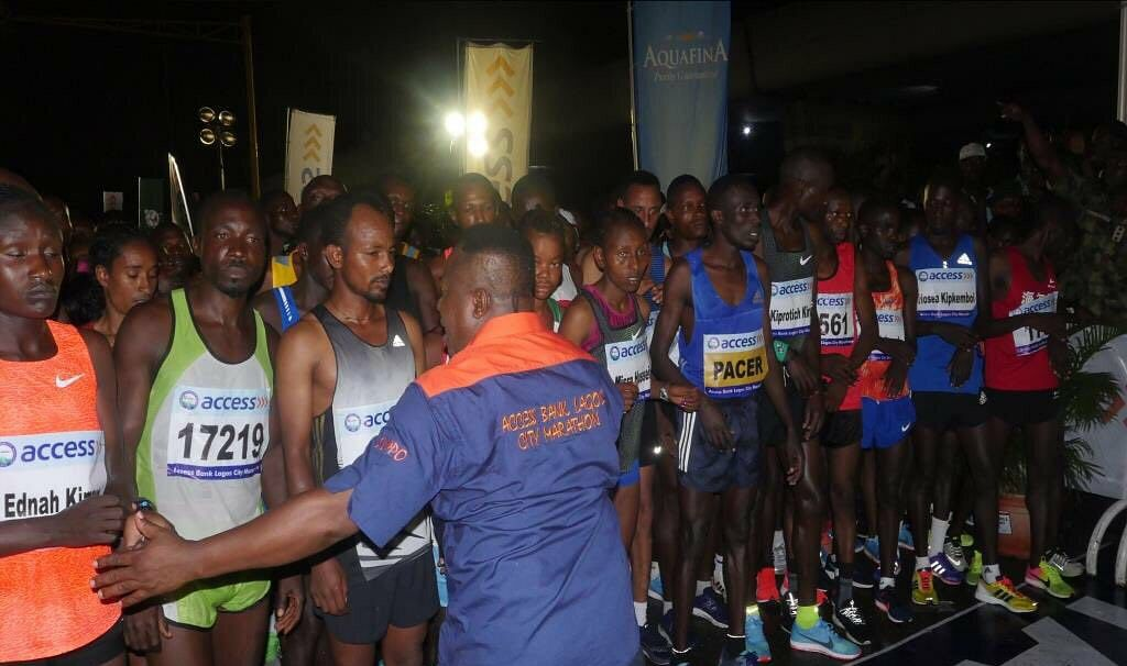 PHOTOS: 10 Kinds Of People At The Access Bank Lagos City Marathon