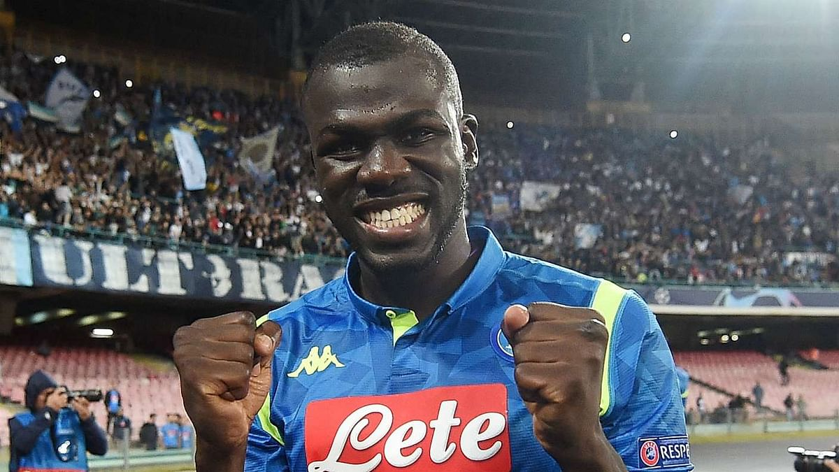 Man United Handed Kalidou Koulibaly Boost By The Player's Agent