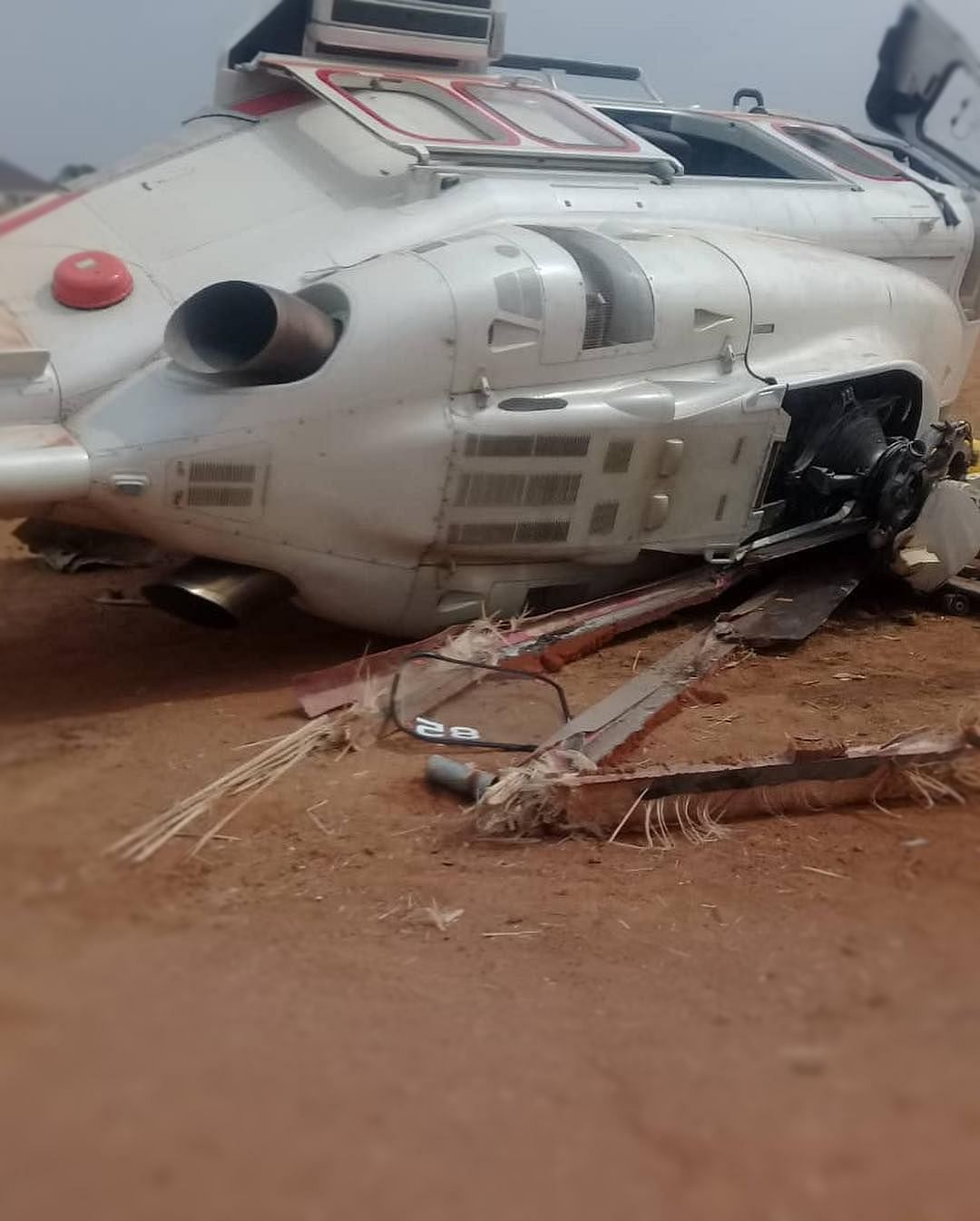Unusual Weather Conditions Reason For Osinbajo's Helicopter Crash