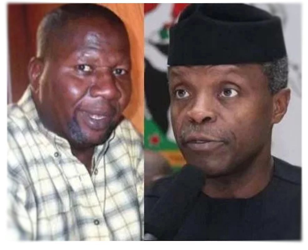 Vice-President Yemi Osinbajo Supports Babasuwe With N1Million