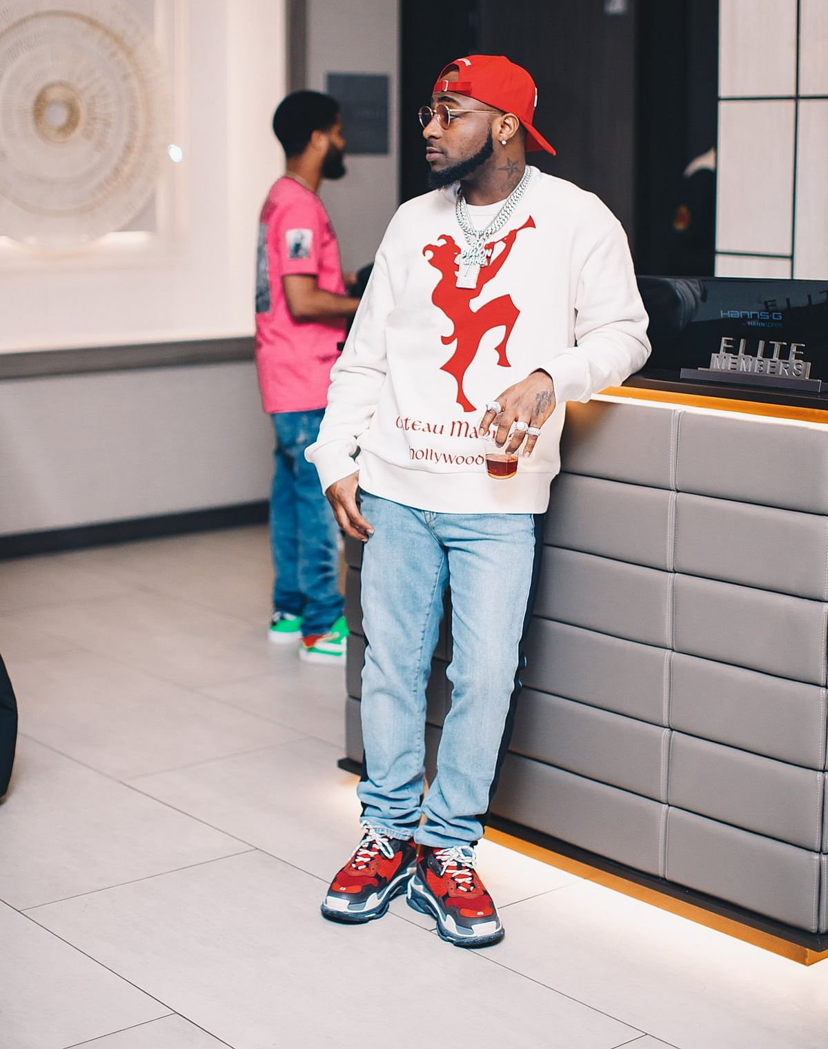 Suck My D*ck -  Davido To Fans Who Question His Political Choices